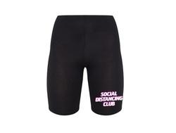 Social Distancing Club - Cycling Shorts