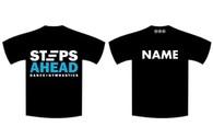 Steps Ahead - Full T-Shirt