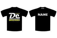 Dance Energy - Full T-Shirt