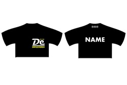 Dance Energy  - Cropped T-Shirt