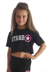 Original Starr Cropped Tee