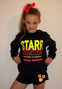 Starr Dancewear Creating Champions Sweater