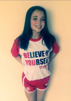 Believe in Yourself Baseball T-Shirt
