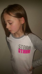 Starr Heartbreaker Long sleeve T-Shirt