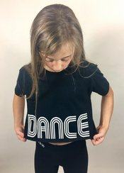 Starr Dance Crew cropped T-Shirt