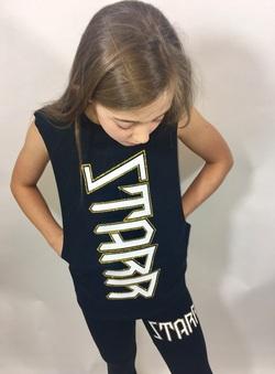 RockStarr Sleeveless T-Shirt