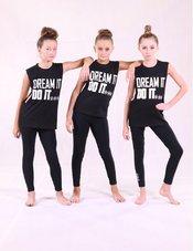 Dream It Do It Sleeveless T-Shirt