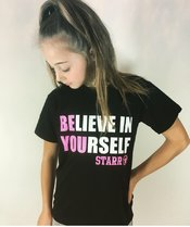 BElieve in YOUrself - Full TShirt