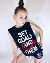 Goal Crush Starr Sleeveless T-Shirt