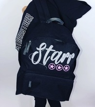 Starr Signature Black Bag