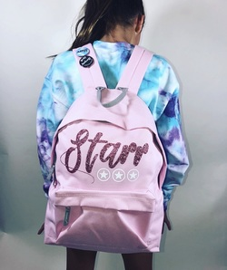 Starr Signature Pink Bag
