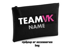 VK Elite - Makeup and Accessories Bag